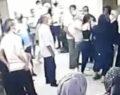Hastanede asansör kavgası