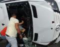 Otomobil ile yolcu minibüsü çarpıştı çok sayıda yaralı var