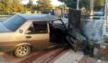 Kaza yapan sürücü kayıplara karıştı