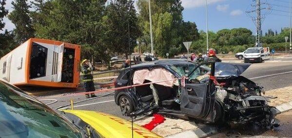 Feci kaza: 21 yaralı