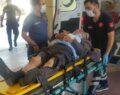 Kardeşini öldüren Kore gazisi, aracıyla kaçarken kaza yaptı