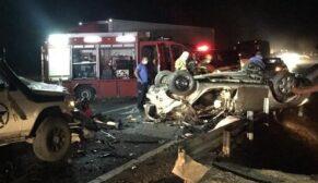 Korkunç kaza: 4 ölü, 6 yaralı
