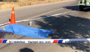 Traktörden düştü hayatını kaybetti