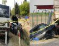 Korkunç kazada aynı aileden 2 kişi öldü 4 kişi yaralandı