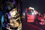 Şanlıurfa'da korkunç kaza: 1 ölü, 2 yaralı