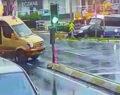 Korkunç kaza: Kadının kulağı koptu