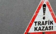 Urfa'da iki ayrı kaza: 5 yaralı