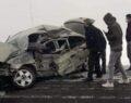 Korkunç kazada bir aile yok oldu