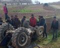 Şanlıurfa'da traktör kazası