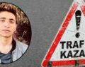 Urfa'da trafik kazası geçiren genç hayatını kaybetti