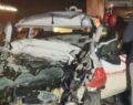 Araç TIR'ın altına girdi: Ölü ve yaralılar var