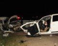 Şanlıurfa'da korkunç kaza: 5 ölü, 1 yaralı