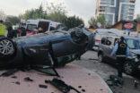Feci kaza: 4 yaralı