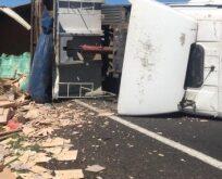 Şanlıurfa' da kaza: Yaralılar var