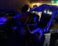 Feci kazada can pazarı: 2 ölü, 8 yaralı