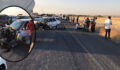 Suruç'ta kaza: 2'si ağır 4 kişi yaralı
