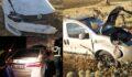 Siverek'te 3 ayrı kaza: Yaralılar var
