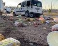 Trafik kazası: 4'ü çocuk 10 yaralı