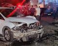Feci kaza: 1'i ağır 2 kişi yaralandı