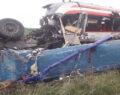 Tren kazası: 2'si ağır 14 yaralı