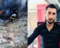 Feci kazada genç sürücü hayatını kaybetti