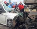 Korkunç kaza: 1 ölü