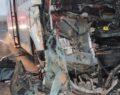 Şanlıurfa'da korkunç kaza: 3 ölü, 30 yaralı