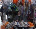 Şanlıurfa'da 50 yıllık kendir ustası zamana direniyor