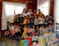 'Kitap Okuyan Çocuklar Oyun Kitaplığı' Türkiye'ye örnek oldu