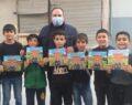 Çocuklara, Kovid-19 konulu 25 bin kitap dağıtıldı