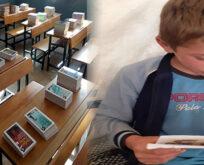 Siverek'te kitap okuyana gram altın hediye