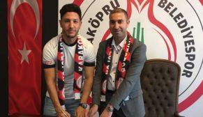 Karaköprü Belediyespor'dan  gurbetçi oyuncu transferi