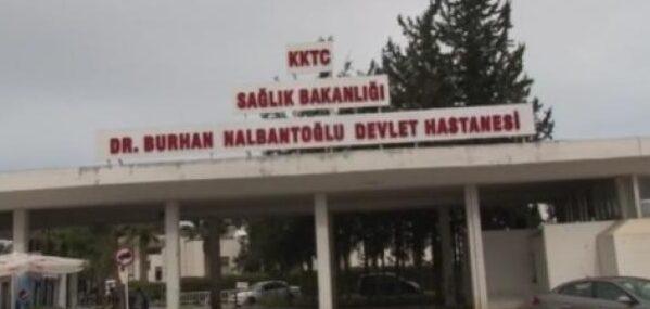 Devlet hastanesinde korona skandalı
