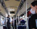 Şanlıurfa'da toplu taşıma araçlarında klima denetimi