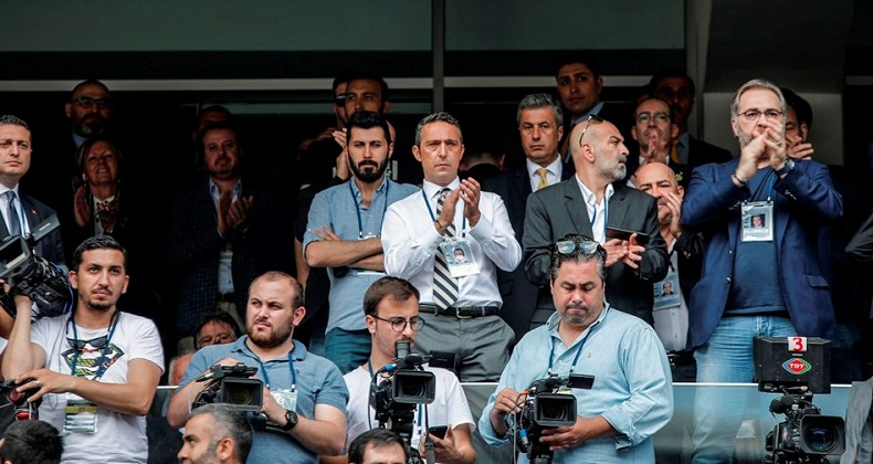 Fenerbahçe'nin başkanı Ali Koç oldu