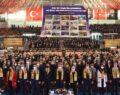 Şanlıurfa'da AK Parti 7. Olağan il Kongresi yapıldı