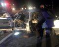 Traktör  römorkü felakete yol açtı :  2 ölü, 3 yaralı