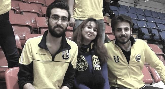 Fenerbahçe Ülker Stadyumu'nda tören