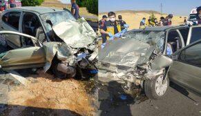 Korkunç kazada aynı aileden 3 kişi hayatını kaybetti