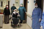 110 yaşında koronavirüsü yendi