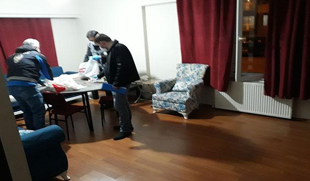 Kumar oynanan eve operasyon