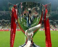 Türkiye Kupası'nda maç programları belli oldu