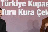 Türkiye kupası 5. eleme turu eşleşmeleri belli oldu