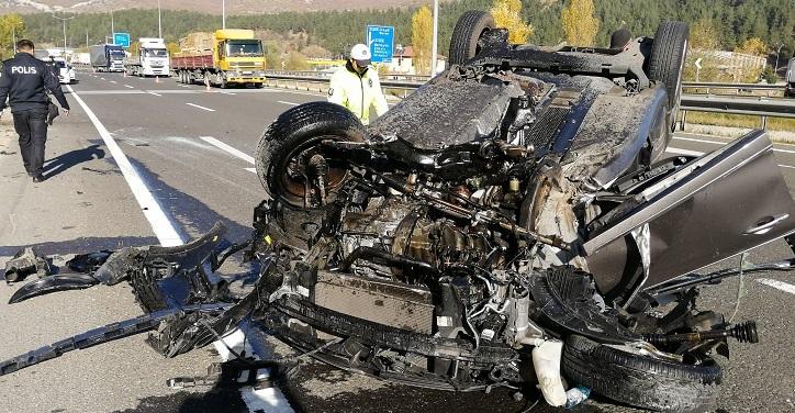 2019'un ilk 10 ayında trafik kazasında hayatını kaybedenlerin sayısı açıklandı