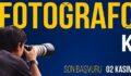 Şanlıurfa'da gençler için fotoğrafçılık kursu açılıyor