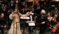 Senfoni orkestrası sezonu Lara Di Lara'nın konseri ile kapattı