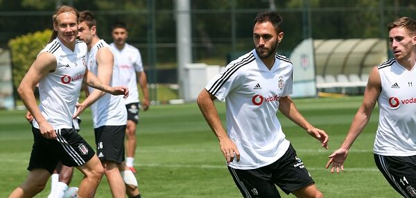 Beşiktaş Konyaspora hazırlanıyor