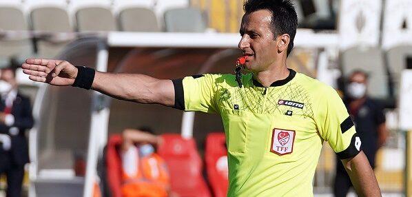 Antalyaspor – Galatasaray maçının hakemi belli oldu