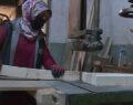 9 yıldır marangoz ustalığı yapıyor