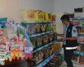 Şanlıurfa'da yüzlerce ürüne el konuldu